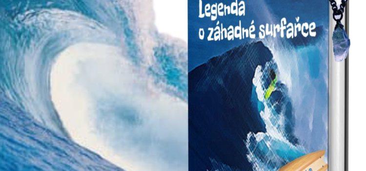 eBook Legenda o záhadné surfařce je na světě