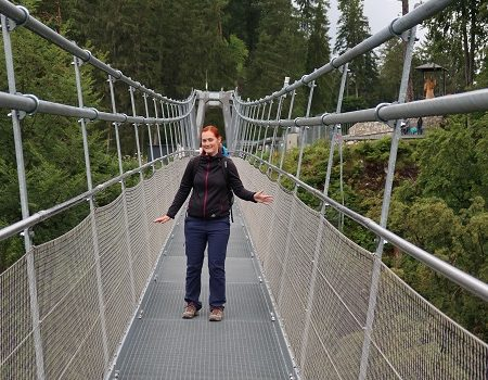 Rakousko: Most Higline 179